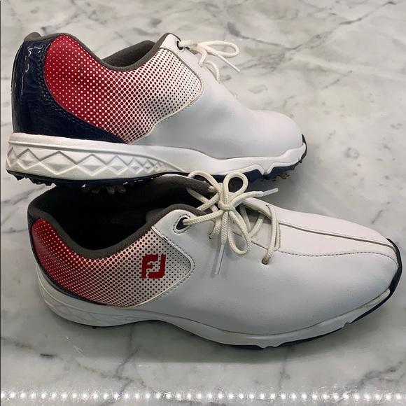 Footjoy Shoes Fotjoy Kids Dna Helix Golf Poshmark